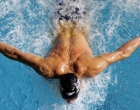 helpt zwemmen bij afvallen