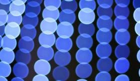 gewicht blauw licht