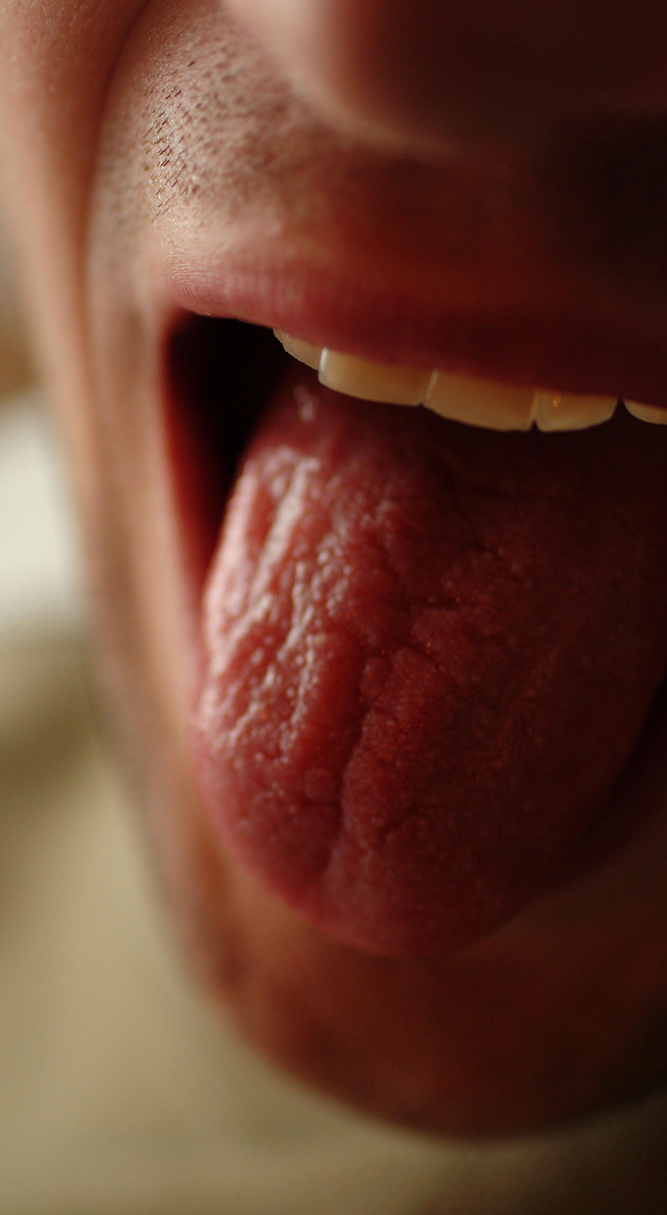 Wat zegt je tong?