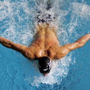zwemmen afvallen