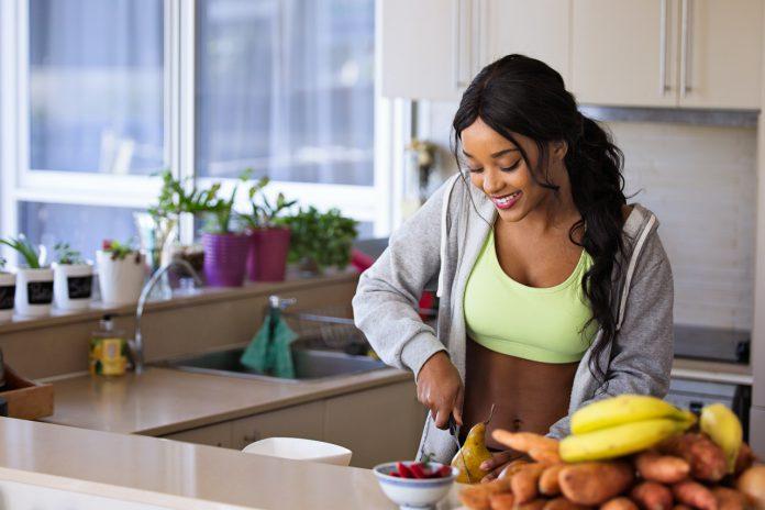 afvallen gezond eten