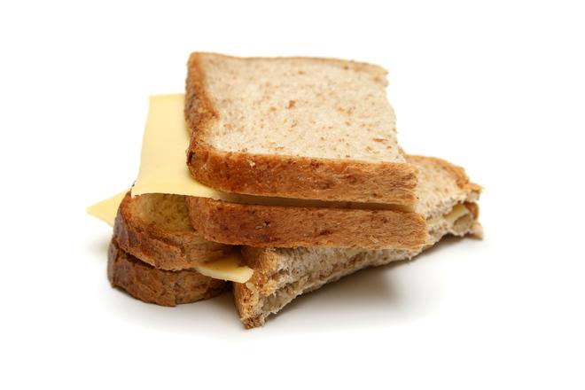 Boterham met kaas